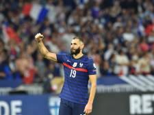 """Benzema a reçu un formidable accueil pour son retour à Lyon: """"L'une de mes plus belles émotions"""""""