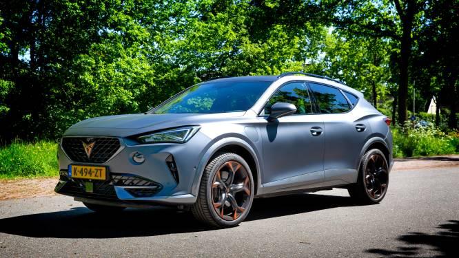 Test Cupra Formentor e-Hybrid: pittige nieuwkomer smaakt naar meer