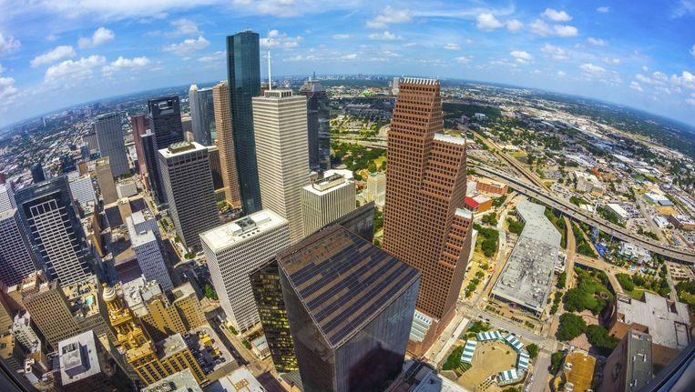 Over the past decade, Houston has outperformed every major metropolitan area in income growth, population growth and migration. Beeld Thinkstock