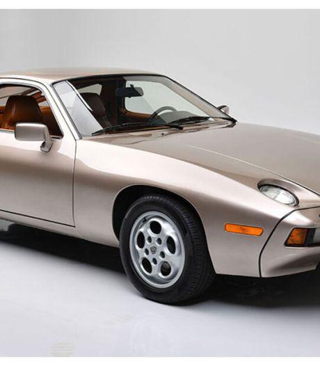 Tom Cruise reed met deze Porsche in een film, opbrengst 50 keer meer dan normaal