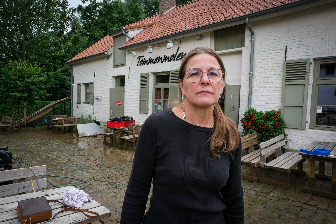 Zaakvoerster Christel De Breucker.