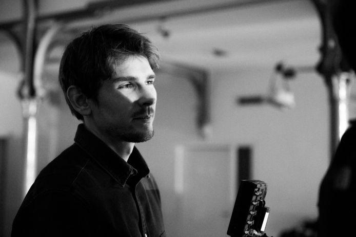 Guust Mulder uit Tilburg maakte de korte film Home.