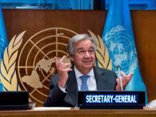 VN-chef roept Israël en Palestijnen op tot staakt-het-vuren