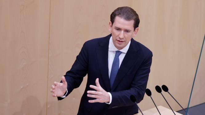 Justitie Oostenrijk vraagt parlement om opheffing immuniteit Kurz
