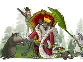 De nieuwe koning van de Veluwe: verjaagt de wolf nu ook de jager?