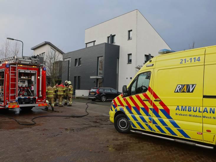 Woningbrand in Berghem, vrouw naar het ziekenhuis gebracht