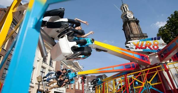 Kermis verdwijnt uit binnenstad van Zutphen