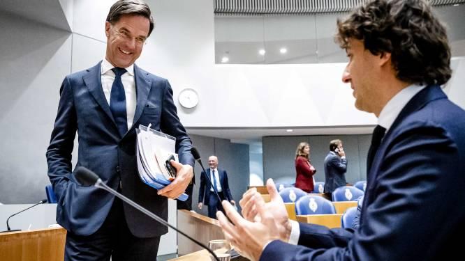 VVD moet pijn lijden voor begroting