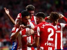 L'Atlético Madrid enfonce un peu plus le Barça et revient à hauteur du Real Madrid