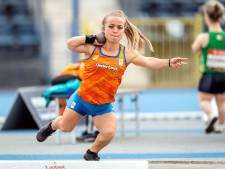 Succes voor Groesbeekse para-atlete Lara Baars: zilver en brons