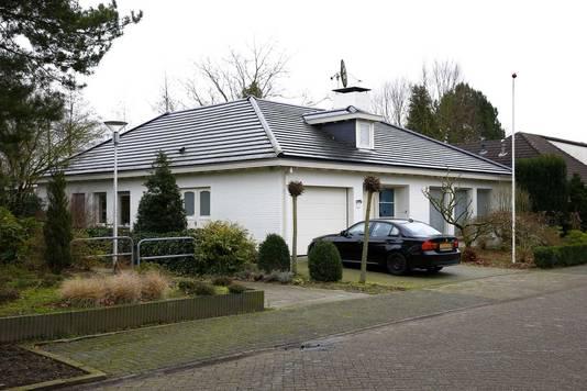 ARCHIEFFOTO 15-01-2014 - De Stichting Vrienden van de Gaykrant heeft beslag laten leggen op twee woningen van het Tweede Kamerlid Henk Krol van 50PLUS.