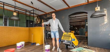 Schade in Dalfsen na giga-stortbui: 'Wat hier gebeurd is, gun je niemand'