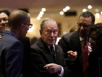 Ex-burgemeester Bloomberg excuseert zich voor discriminerende politiepraktijk in New York