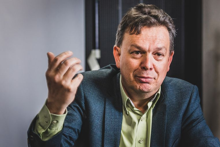 Stefaan Van Hecke (Groen).