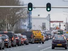 Drukte rond Sloebrug verkeerd ingeschat: toch verkeersregelaars