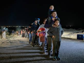Voor het eerst in 20 jaar meer dan 200.000 migranten opgepakt aan zuidelijke grens VS
