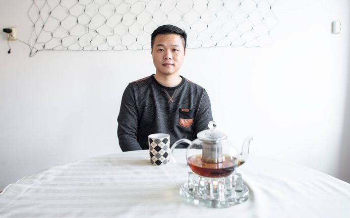 Chun Sheng Yan uit Groningen heeft van de IND een verblijfsvergunning gekregen.