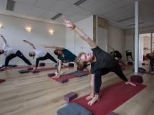 Yoga proeven in Eindhoven: in het 'huis van bewust-zijn' is iedereen welkom