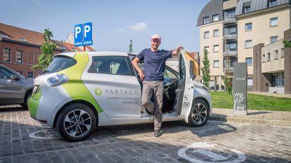 Elektrische deelwagens maken opwachting