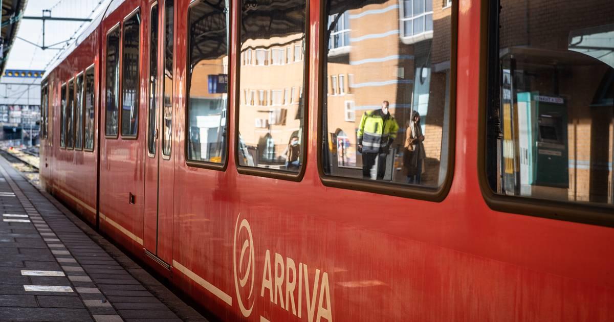 Treinverkeer tussen Arnhem en Zevenaar ligt plat door aanrijding op spoor in Duiven.