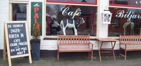 Café Oudemolen valt van ene misère in de andere