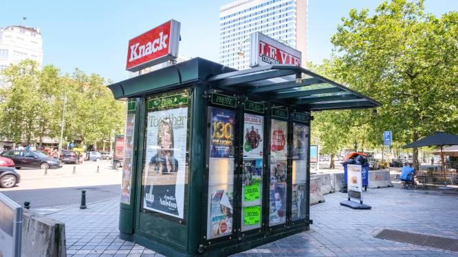 Hoofdstad neemt binnenkort afscheid van laatste krantenkiosk
