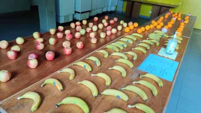 """JONGCD&V brengt fruit naar blokkot: """"Portie vitamines voor Ieperse studenten"""""""