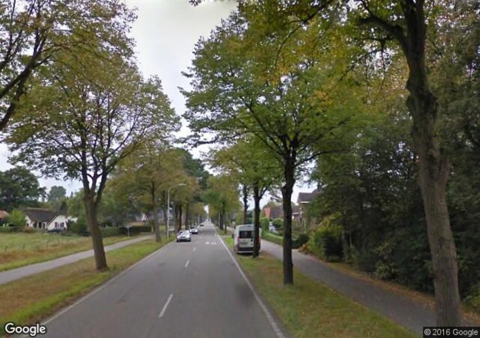 De Hoofdweg in Klarenbeek