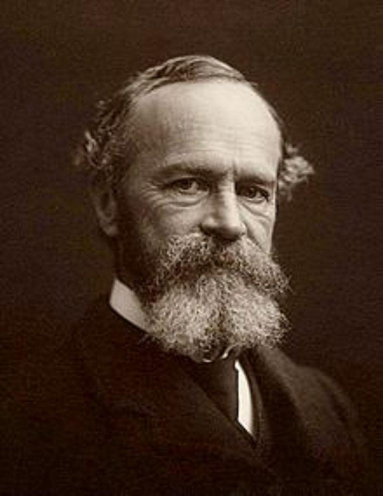 De Amerikaanse psycholoog William James bestudeerde in de 19de eeuw al de invloed van het lichaam op de emoties. Beeld rv