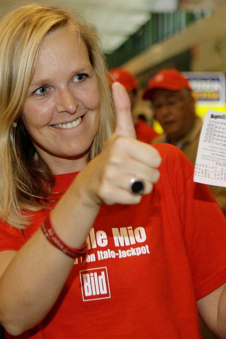 Duitse moeder loopt weken onwetend rond met lot van 33 miljoen: 'Ik word nog steeds misselijk'