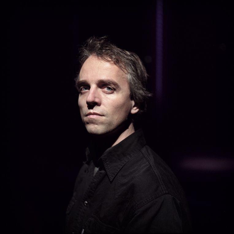 Jeroen van Vliet in 2006. Beeld Joost van den Broek / de Volkskrant