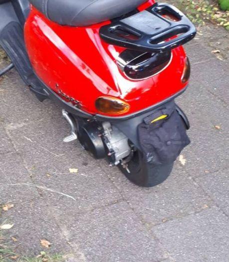 Boete voor bromfietser in Driebergen die met 82 kilometer per uur over de weg scheurt