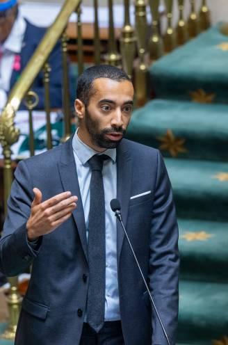 """Mahdi na dreigement PS: """"Met grote uitspraken komen we geen stap dichter"""", De Croo behoudt vertrouwen in staatssecretaris"""