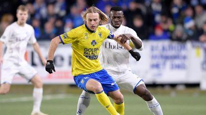 LIVE. Aftrap is gegeven: STVV en AA Gent strijden om plek in halve finale Croky Cup