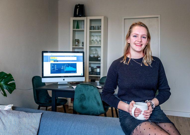 Lisette van Noort Beeld Raymond Rutting / de Volkskrant