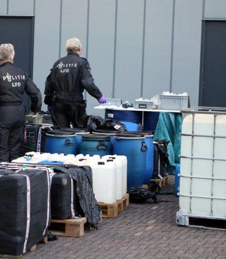 Eis vier jaar voor drugslab en hennepkwekerij in Heeswijk-Dinther