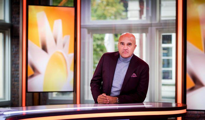 Misdaadverslaggever John van den Heuvel moest na bedreigingen zijn werk bij RTL Boulevard een tijd opschorten.