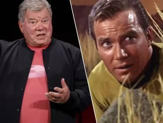 Captain Kirk doet het voor echt: William Shatner (90) wordt oudste man in ruimte