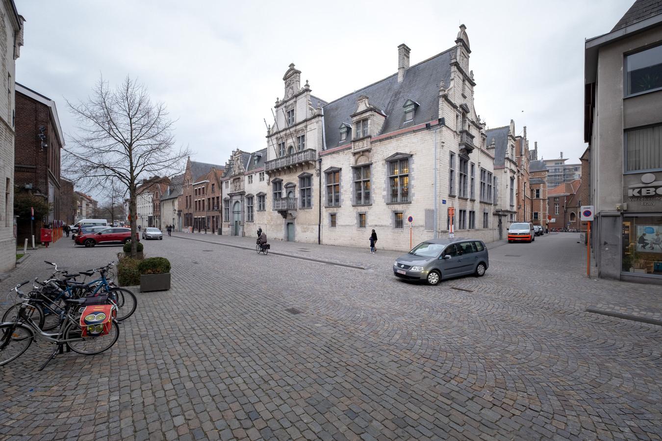 De rechtbank in Mechelen.
