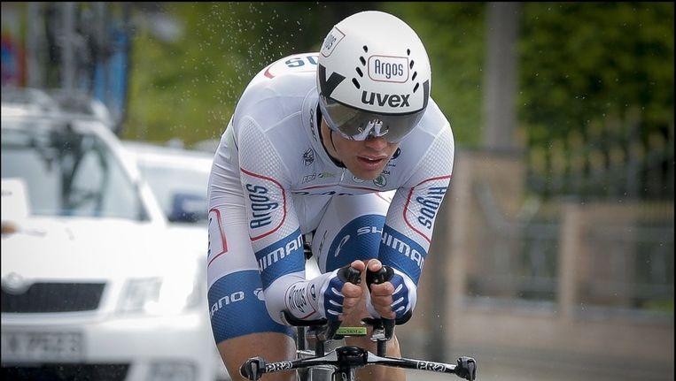 Reinardt Janse van Rensburg, de vorige winnaar in Zeeland. Beeld PHOTO_NEWS