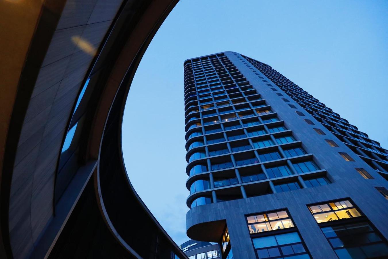 Met de bouw van onder meer de Vestedatoren heeft Eindhoven jaren geleden al voor hoogbouw gekozen.