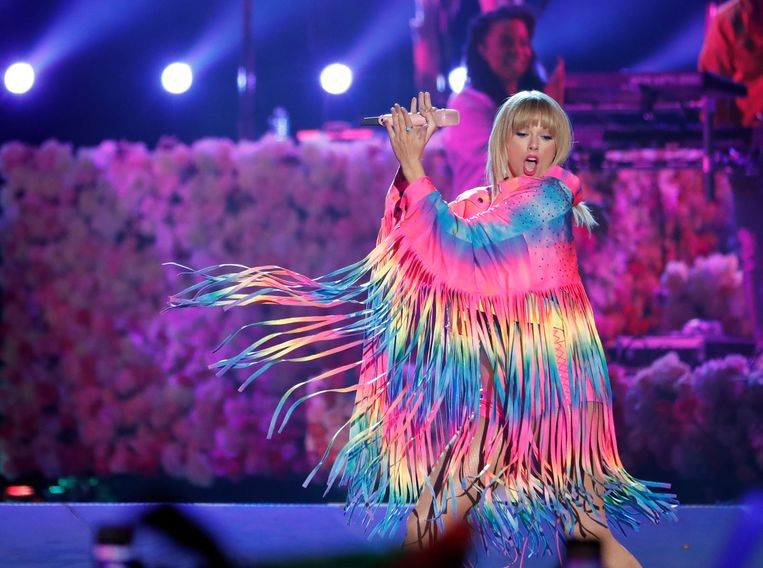 Taylor Swift Beeld REUTERS