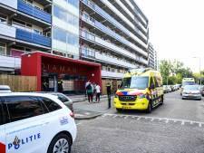 Traumahelikopter naar flat in Alphen na melding van steekpartij