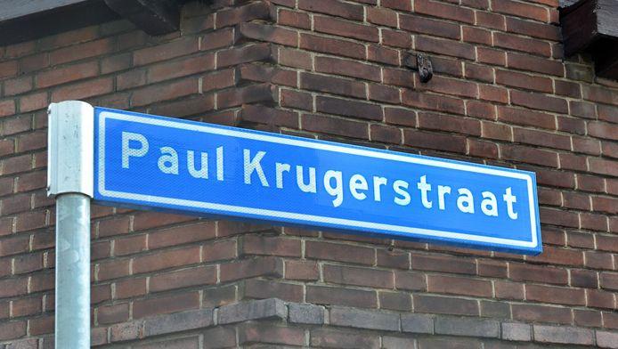 Onder meer deze straatnaam wil Erik van Loon veranderen.