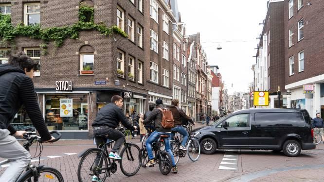 Haarlemmerstraat blijft vrij van auto's, als het aan het stadsdeelbestuur ligt