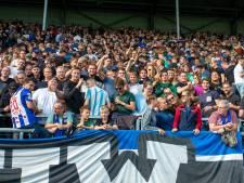 Gehavend Ajax op bezoek bij Heerenveen