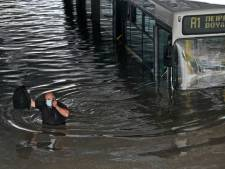 Des inondations contraignent des écoles et services publics à fermer à Athènes