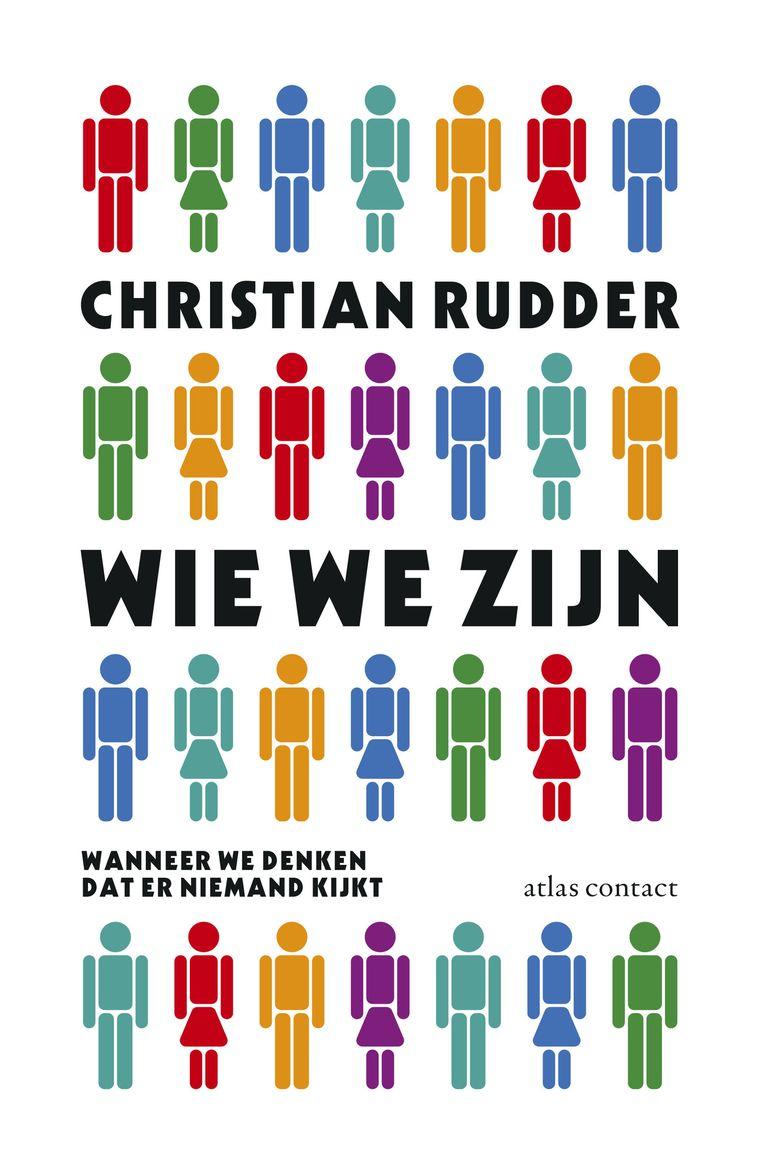 Christian Rudder, Atlas Contact; € 29,99. Beeld .