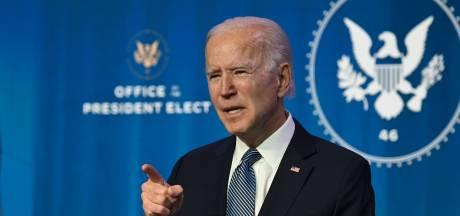 """Joe Biden charge Trump: """"Un assaut sans merci contre les institutions"""" démocratiques"""