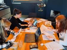 Winst Nisseroise Kwis blijft in eigen dorp, bij De Trammelanten